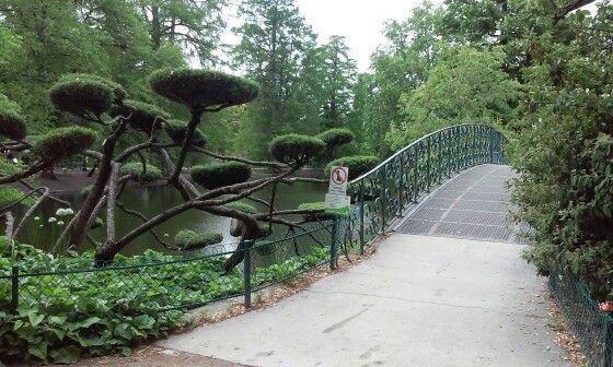 Jardin public a bordeaux