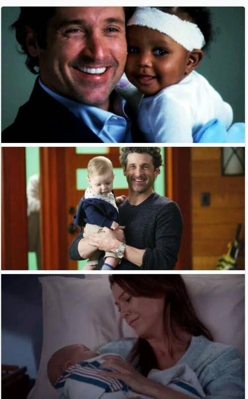 Zola, Bailey & Ellis | Grey's Anatomy | Pinterest ...