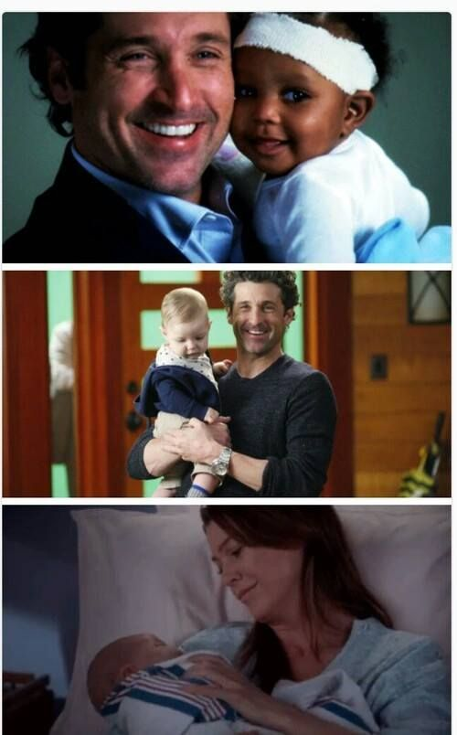 Zola, Bailey & Ellis - Grey's Anatomy