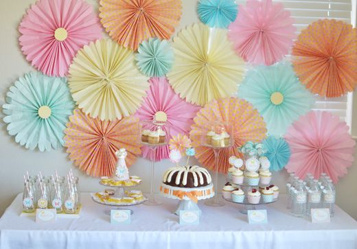 Belva June: Butterfly Garden Party Baby Shower