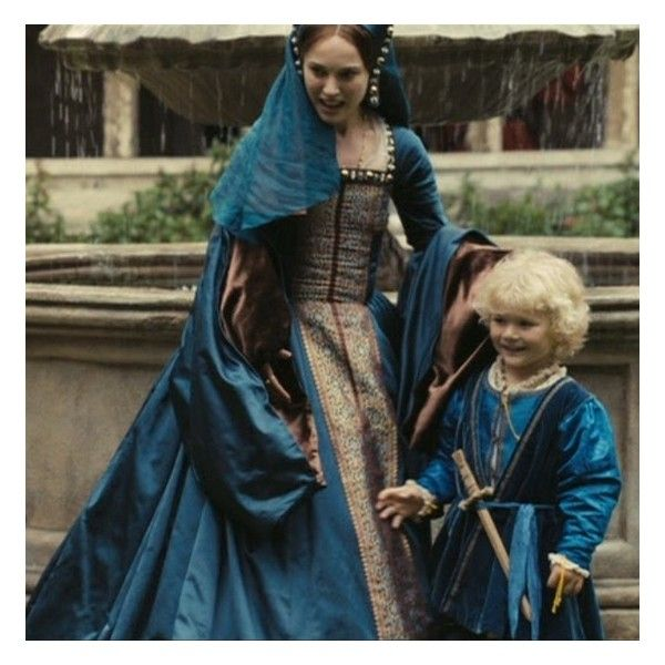 Clothing - Renaissance / via Polyvore