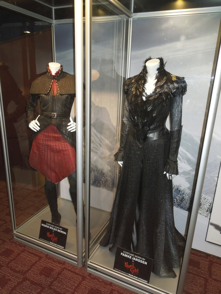 Hansel & Gretel: Witch Hunters witch costumes