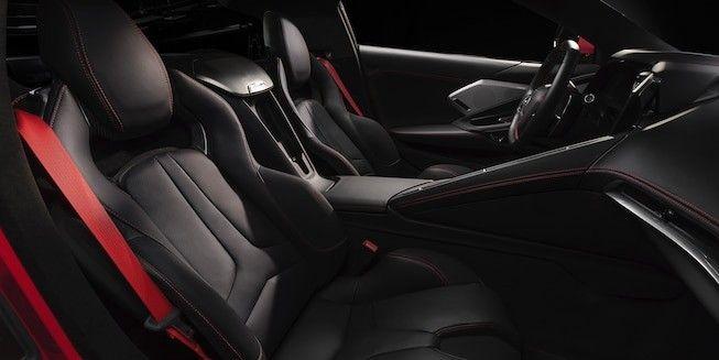Corvette C8 Stingray Interior Chevrolet Corvette Corvette Stingray Chevrolet Corvette Stingray