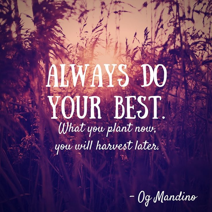 A little motivation for this fine Monday by Og Mandino.
