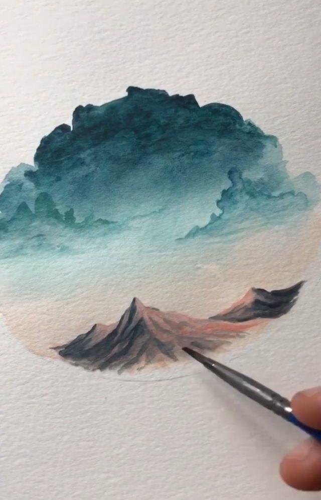 Watercolor Aquarelle Giveaways On Instagram The Best Art