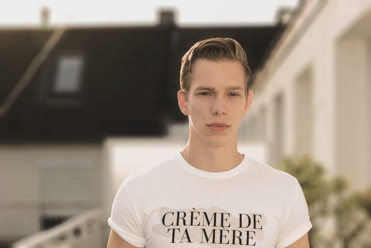 more of benny, who is chris' brother btw. wearing creme de ta mere in white....btw