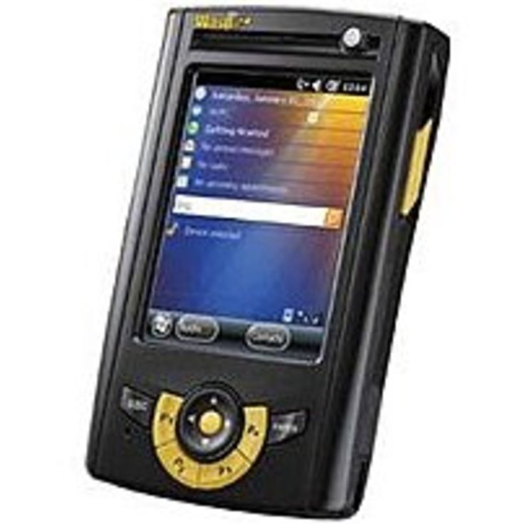 WASP WPA1000II Mobile Computer - Marvell XScale PXA320 806 MHz Processor - 256 MB DDR SDRAM - 512 MB Storage - 3.5-inch Display - Windows Embedded Handheld 6.5
