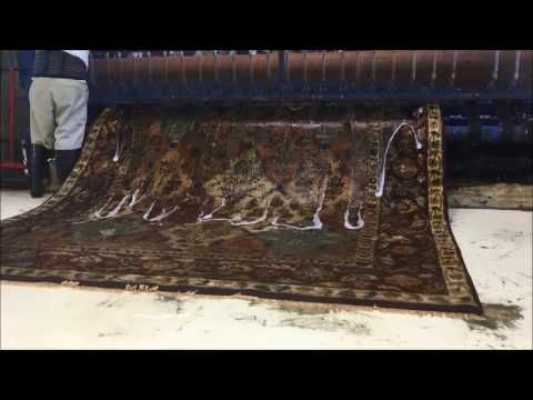 Professional Hallway Oriental Rug Cleaning Service in Delray