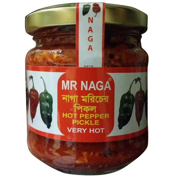 Mr Naga Chilli Pickle is a seriously tasty and addictive condiment made using the famous Naga chilli. Howvever, despite containing the fearsome chilli, the result is far more approachable than you would imagine, with a heat level on par with a robust Scotch Bonnet sauce. Being a pickle, it's also incredibly versatile. Try it in […]
