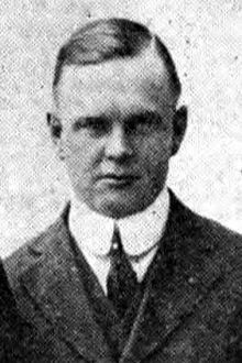 """Arthur Davidson, Sr. (c. 1881–1950, Milwaukee, Wisconsin) was one of the four original founders of Harley-Davidson. One of Davidson's favorite pastimes was fishing in the Wisconsin wilderness, which inspired him to create a motorcycle that would, """"take the hard work out of pedaling a bicycle"""". He was a story teller, salesman, and United States patriot. During World Wars I and II, Arthur and company diverted motorcycle production to support US troops."""