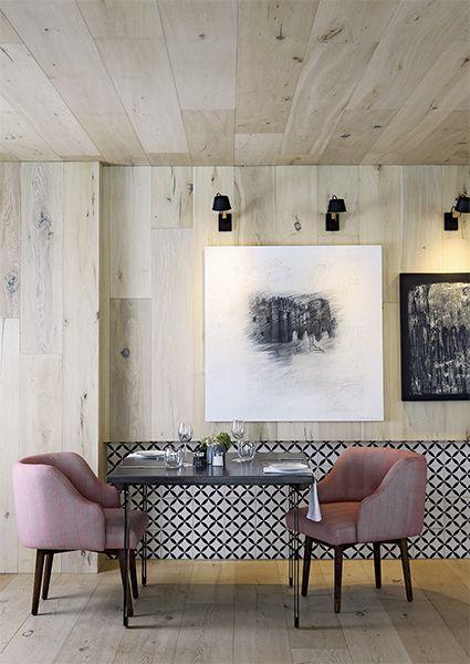 We love the stylish new look of AtholPlace, compliments to designer Sumari Krige. #getaway #interiordecor