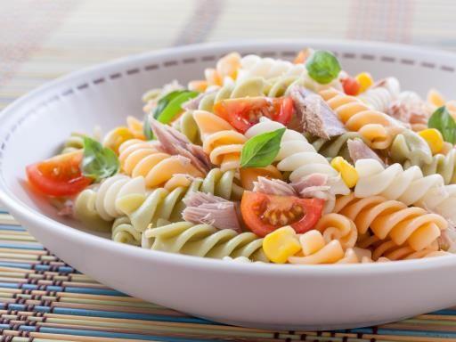 Recette de Salade de pâtes au thon