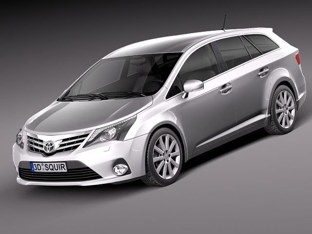 Toyota Avensis 2013 estate