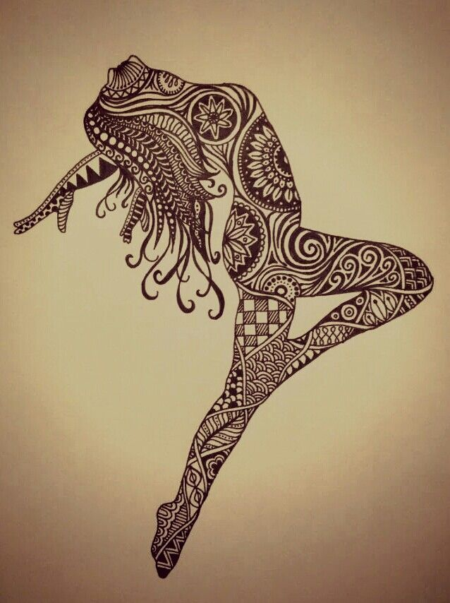 zentangle dance - WOW.com - Image Results