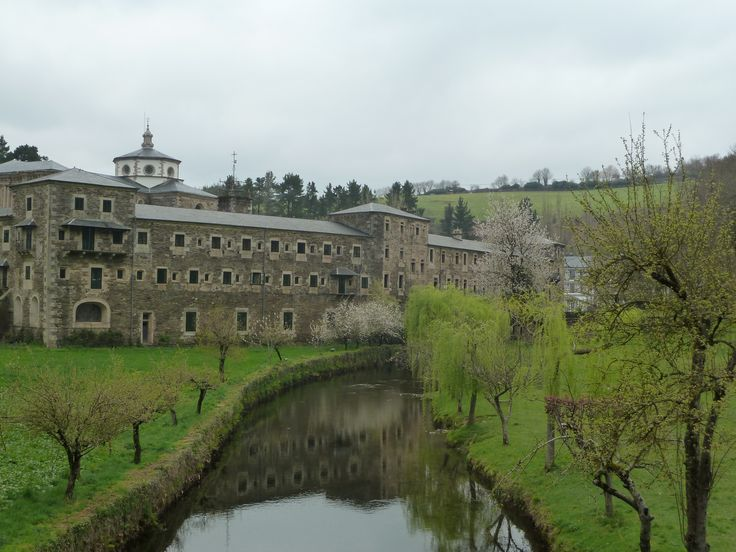 Monasterio de Samos, Samos, Lugo, Camino de Santiago