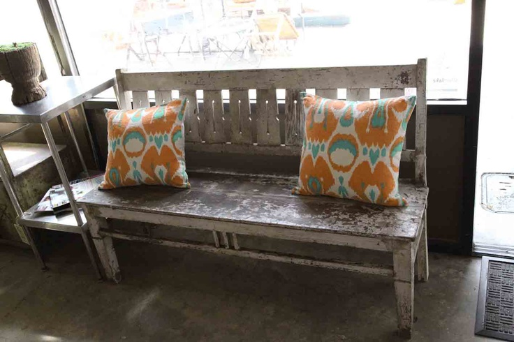 Outdoor Bench Cushion Front Porches