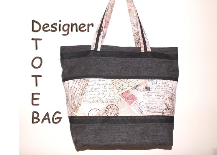 http://www.izzymeimsaab.com Hello there... As promised here is the full tutorial for this beautiful designer looking tote bag. Sizing for the bag please see ...