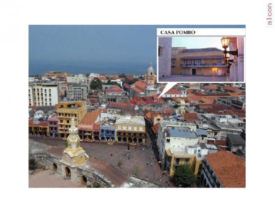 Hotel Venta Cartagena - Alcon Inmobiliaria S.A.S.