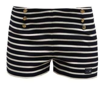 Molly Bracken Short Navy Blue Dentro De Nuestra Colección Dentro de nuestra colección de pantalones cortos de mujer vas a encontrar todo tipo de texturas y diseños femeninos con los que poder combinar tus look más originales.