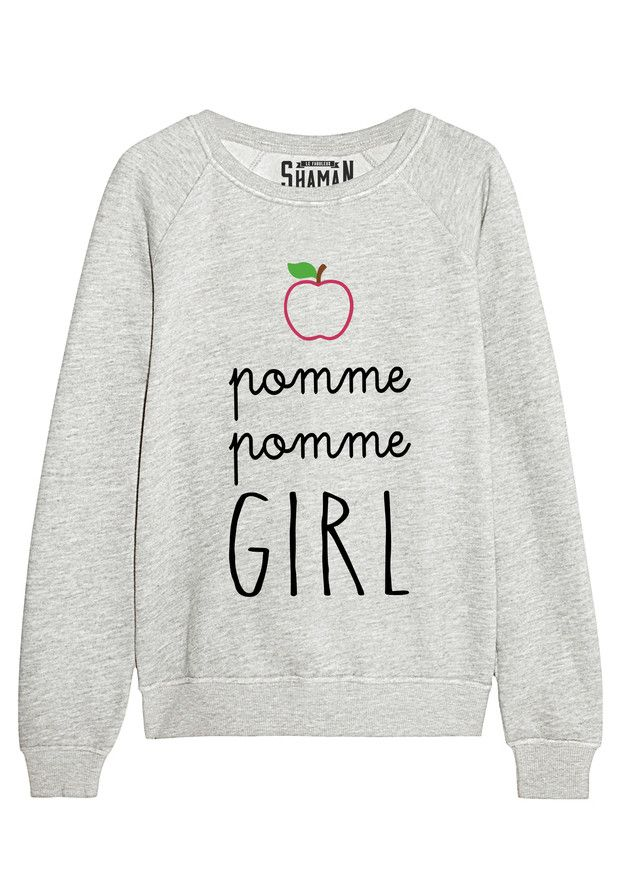 "Sweat ""Pomme Girl"""