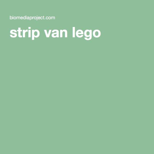 strip van lego