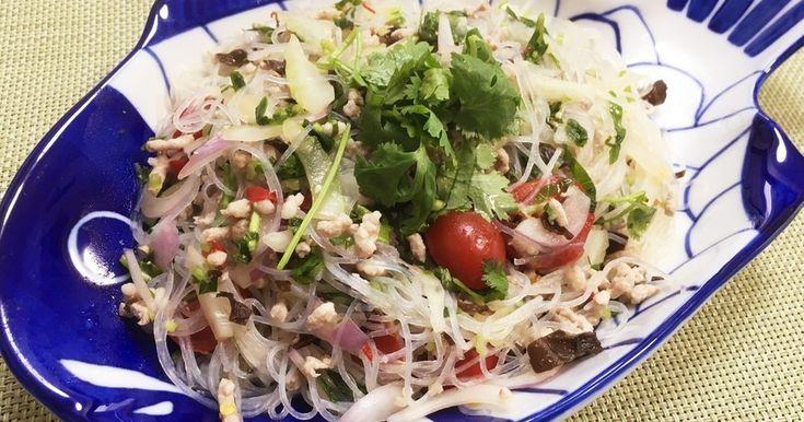 タイの春雨サラダ(ヤムウンセン) by Eri.K 【クックパッド】 簡単おいしいみんなのレシピが285万品