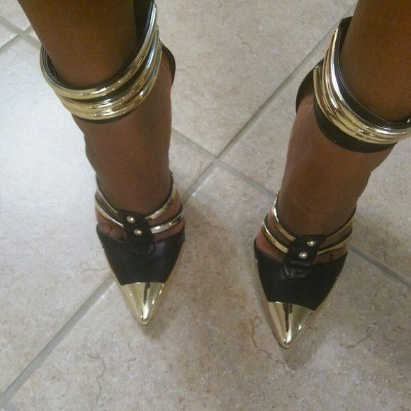 Wilson24 Black and gold Wilson24 Black and gold Shoes