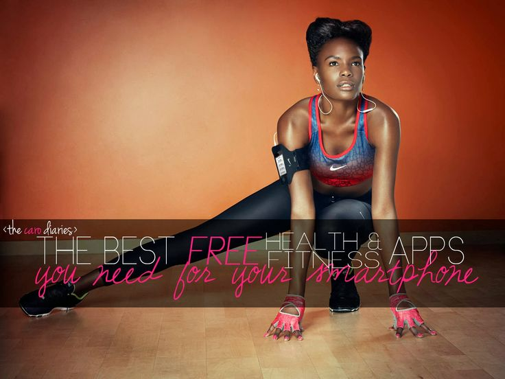 The Best FREE Fitness Apps for your Smartphone