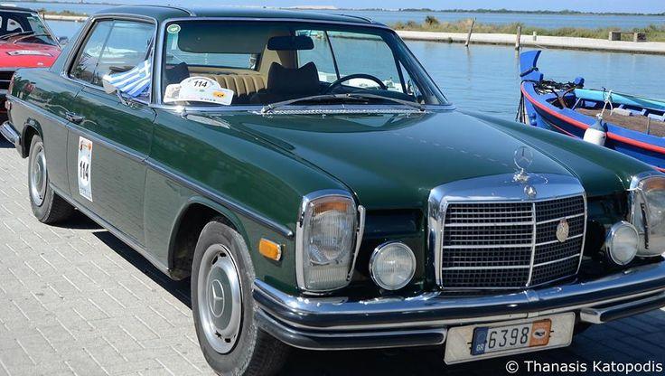 Mercedes-Benz 250C. 1971.