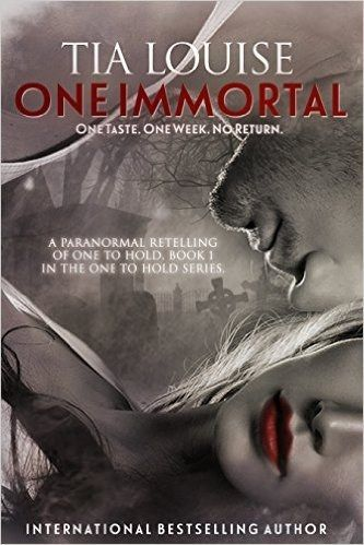 BUZZFEED: One Immortal by Tia Louise | Community Post: Shifters, Vampires, Ghosts And Witches....