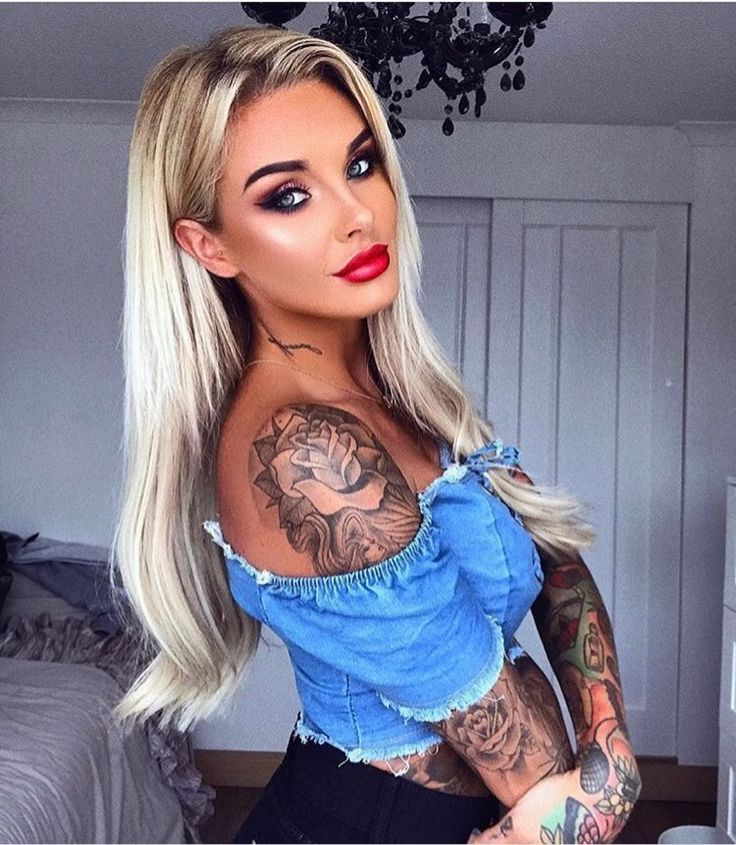 2267 best tattoos images on pinterest tattoo ideas for Tattooed girl instagram