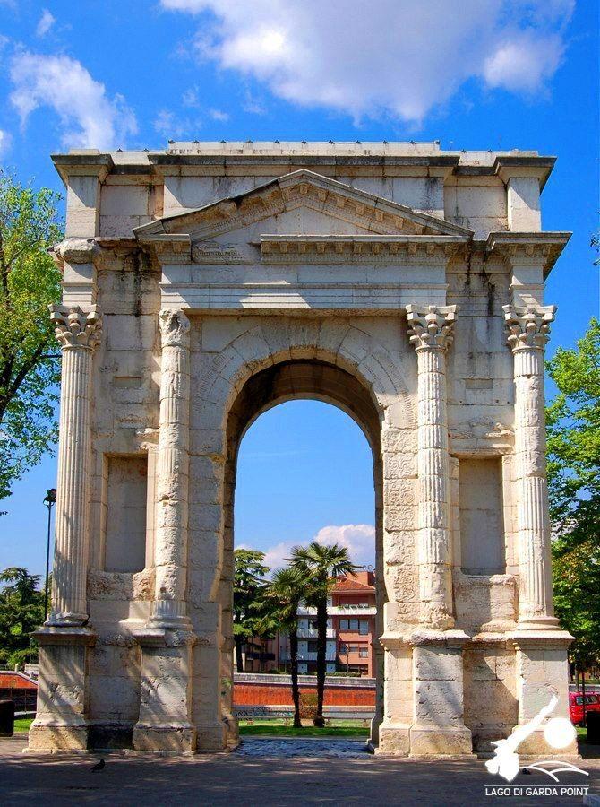 Arco dei Gavi, Верона