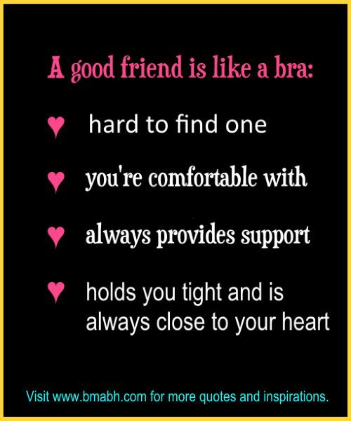 A Good Friend Quote: 17 Best Images About Friendship On Pinterest