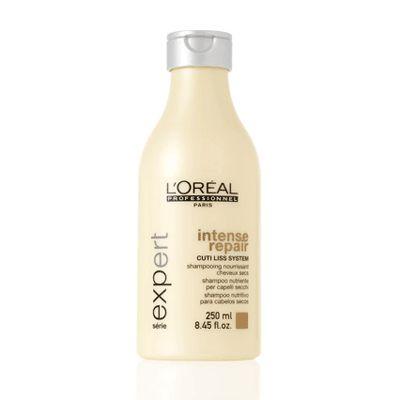 @loreal_es  L' OREAL INTENSE REPAIR -  Champú L' Oreal nutritivo para cabello seco y maltratado. Champú de plátano y melón con proteínas, aminoácidos y ceramidas.  http://www.lapeluencasa.com/productos-loreal/productos-cabello/intense-repair
