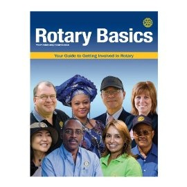 The mission of Rotary International is to provide service to others, promote integrity, and advance world understanding, goodwill, and peace through its fellowship of business, professional, and community leaders.