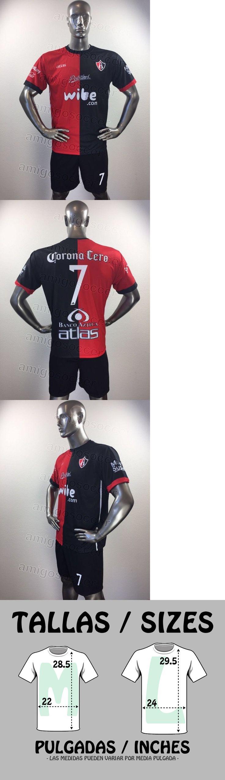 Men 123490: 19 Atlas Home (1M 18L) Soccer Uniforms - Uniformes De Futbol -> BUY IT NOW ONLY: $380 on eBay!