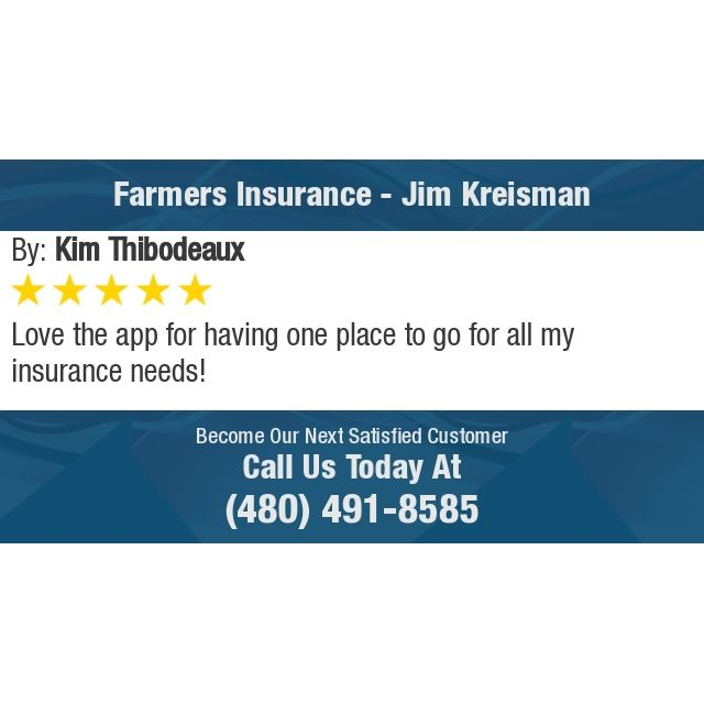 Love The App For Having One Place To Go For All My Insurance Needs