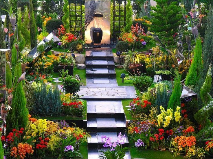 Secret Garden: 52 Best Gorgeous Formal Gardens Images On Pinterest