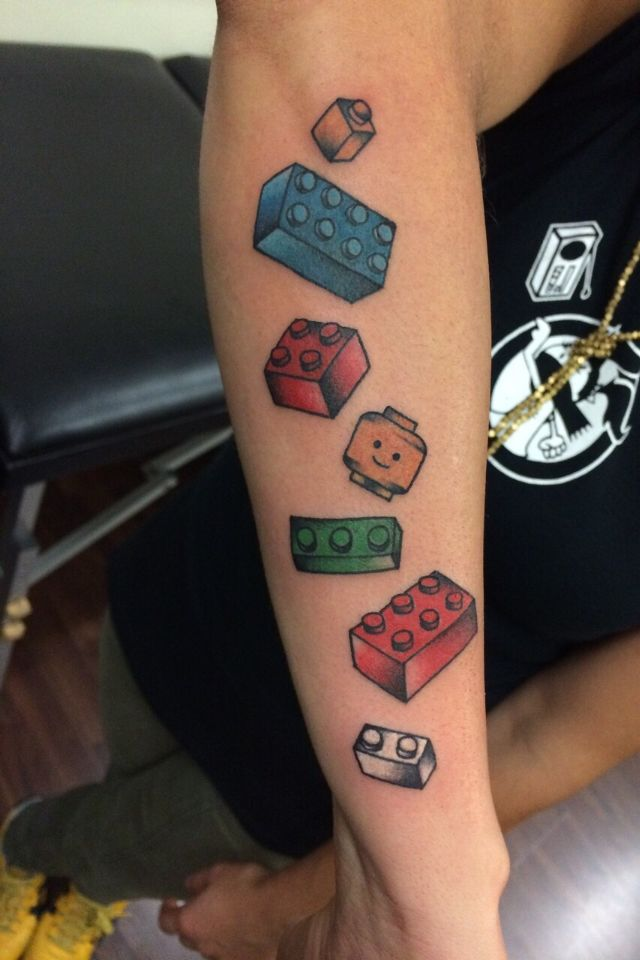 My lego Tattoo