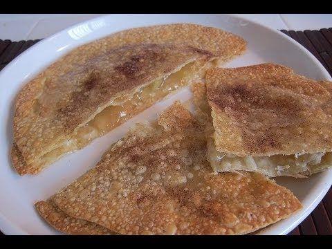 Recipe   McDonald's Apple Pie - Restaurant Inspired Recipe (Dessert)
