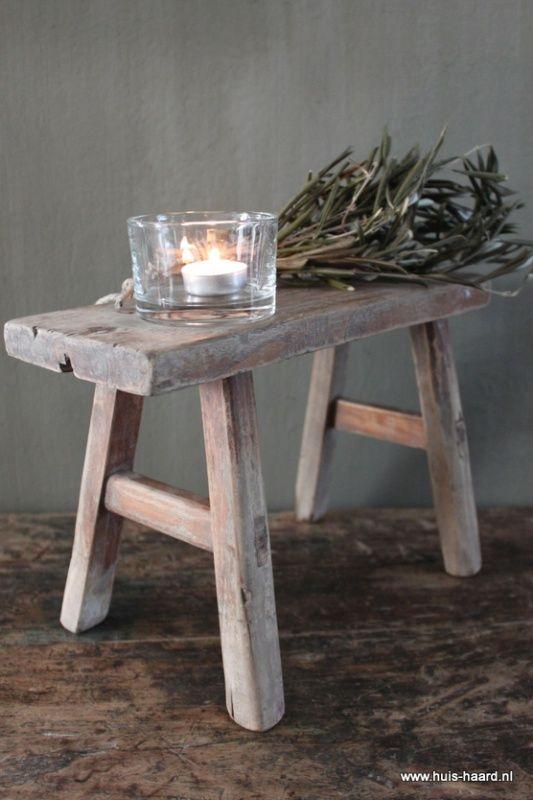17 beste idee n over houten ladder inrichting op pinterest for Decoratie ladder action
