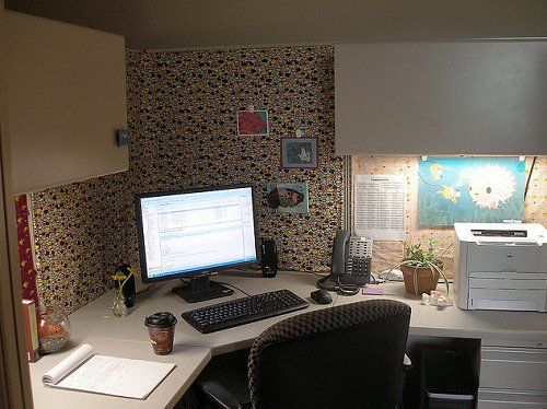 office cubicle ideas. Office Cubicle Decorating: Thrifty Ways To Make Your Cozy Ideas