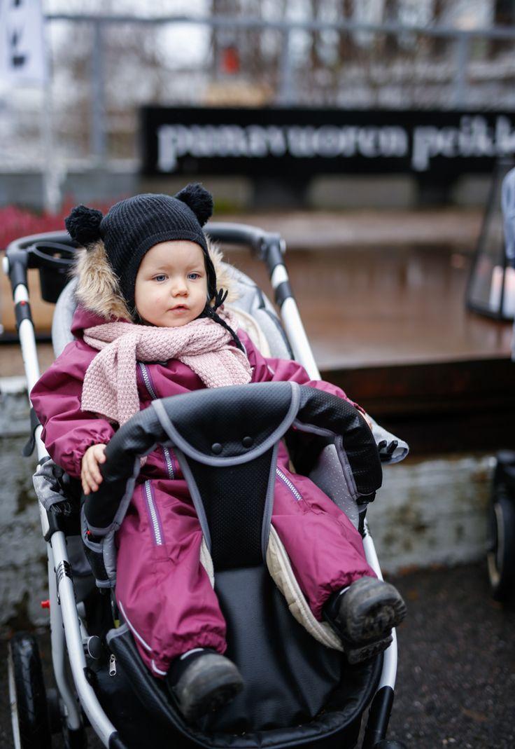 Vaunulenkillä Lauttasaaressa