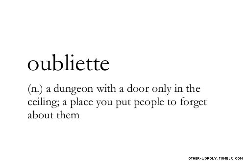 other-wordly:  pronunciation | \oo-blE-et\ submitted by | anonymouswith thanks to | Hoggle
