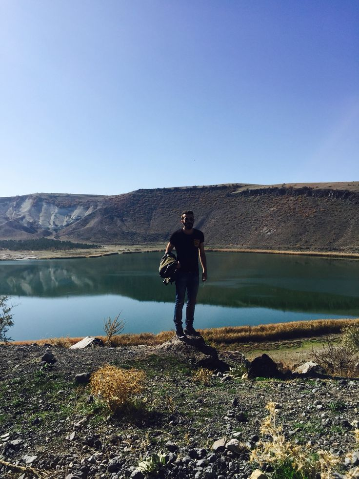 crater goal / turkey / nevsehir