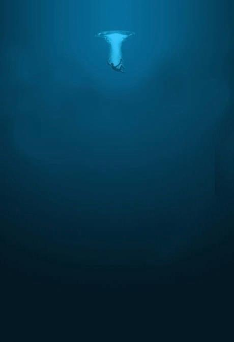 This is why the ocean is scary.