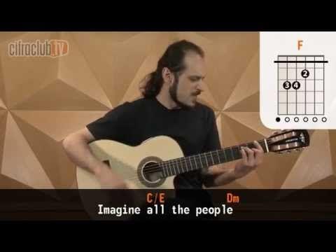 Youtube Imagine John Lennon John Lennon Musica Imagine