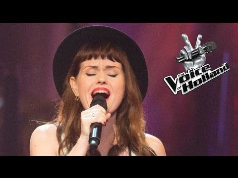Jennie Lena – Who's Loving You (The Blind Auditions | The voice of Holland 2015) - YouTube