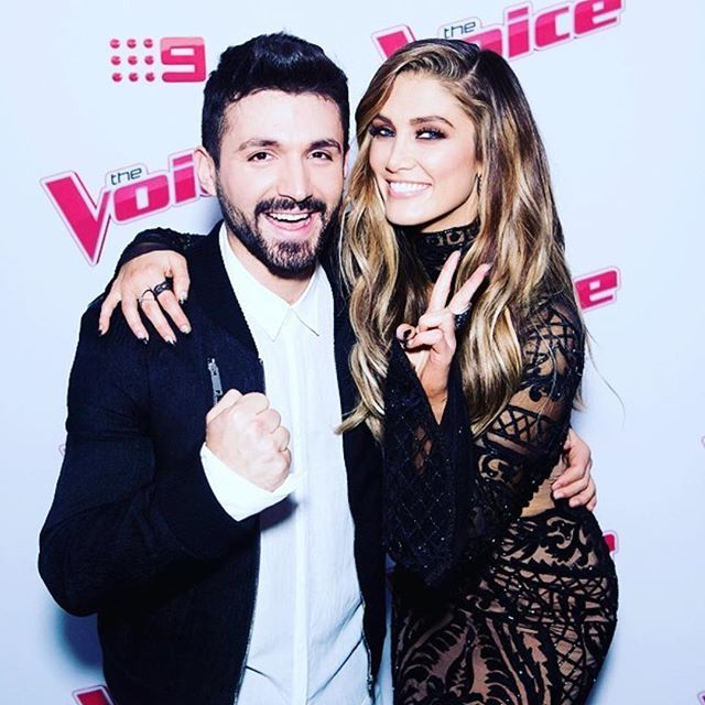 🏆Waking up too realizing #teamdelta superstar  @alfiearcuri WON @thevoiceau last night 🎉🎉💥💥🙏🏻🙌🏼❣✨ WOW! Thank you to everyone who voted for my guys! xx #season5