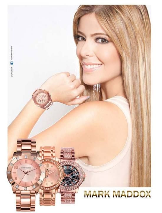 Combina tu estilo como Rebeca Moreno con Pink Gold.
